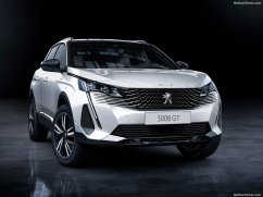 Peugeot 3008 2021 face avant