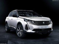 nouvelle calandre Peugeot 3008 2021