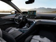 Peugeot 3008 2021 habitacle