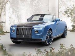 Rolls-Royce Boat Tail face avant