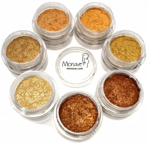 Gold Versatile Powder Pack