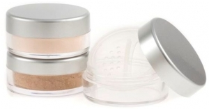 20 – Gram Platinum Powder Jars w/Closable Sifter