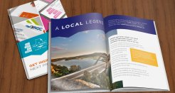 The Idea Guide: a fresh approach on the capabilities brochures used by so many agencies.