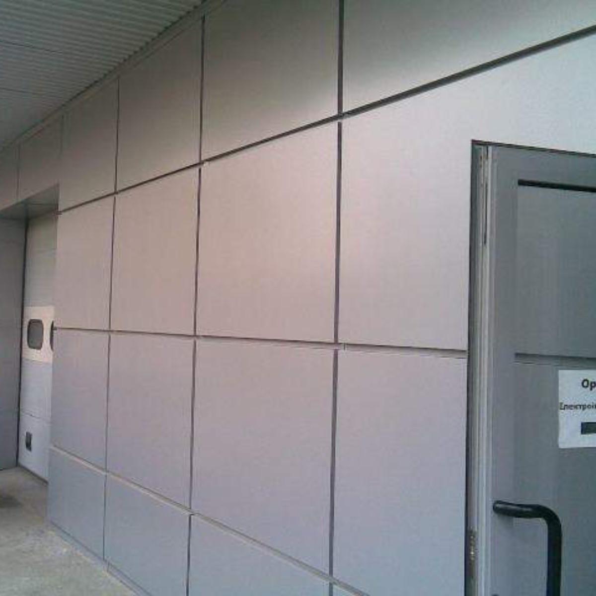 Облицювання фасадів композитними панелями