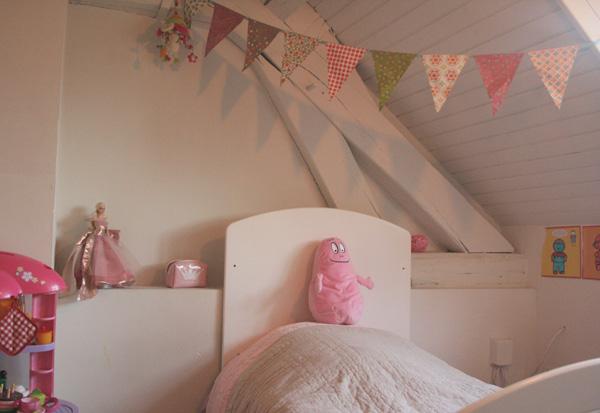 Chambre de petite fille à la vanille | Mon blog de maman