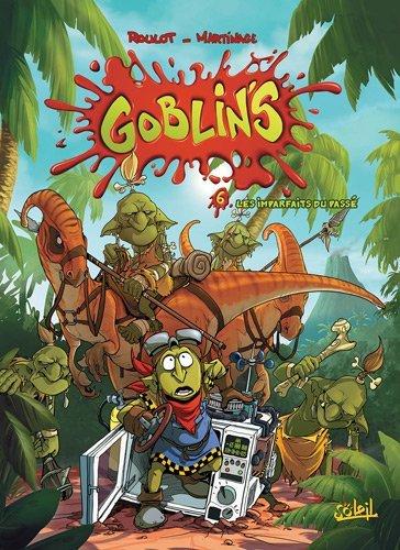 BD les goblins par Tristan Roulot, tome 6 hilarant
