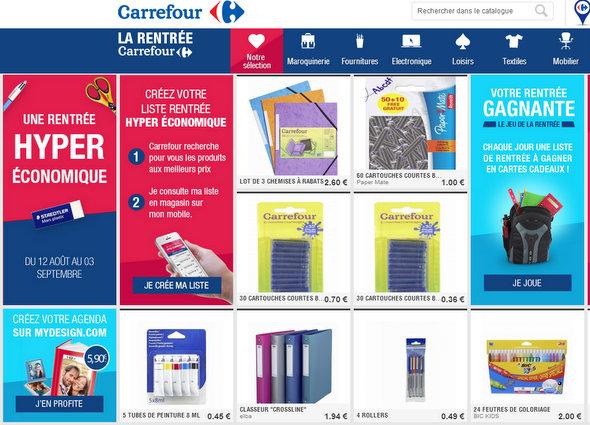 catalogue-carrefour