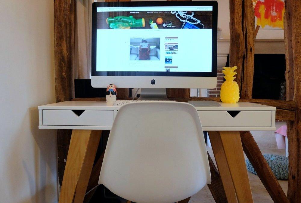 Mon blog presque tout neuf !