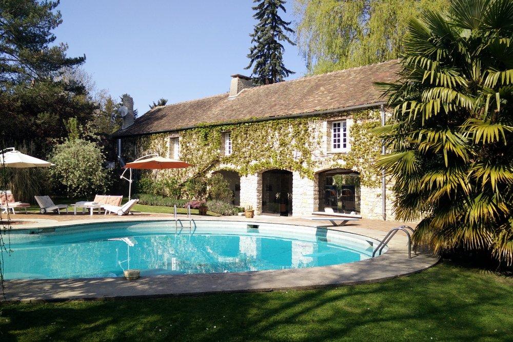 Un lundi au soleil dans la maison de Claude François