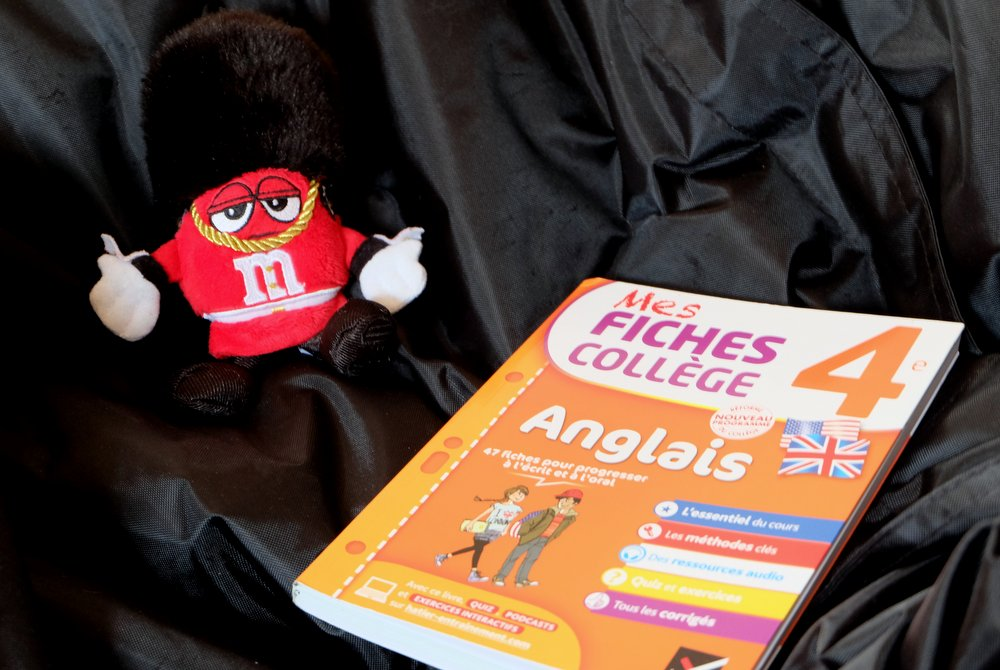 Comment mon fils s'est réconcilié avec l'anglais