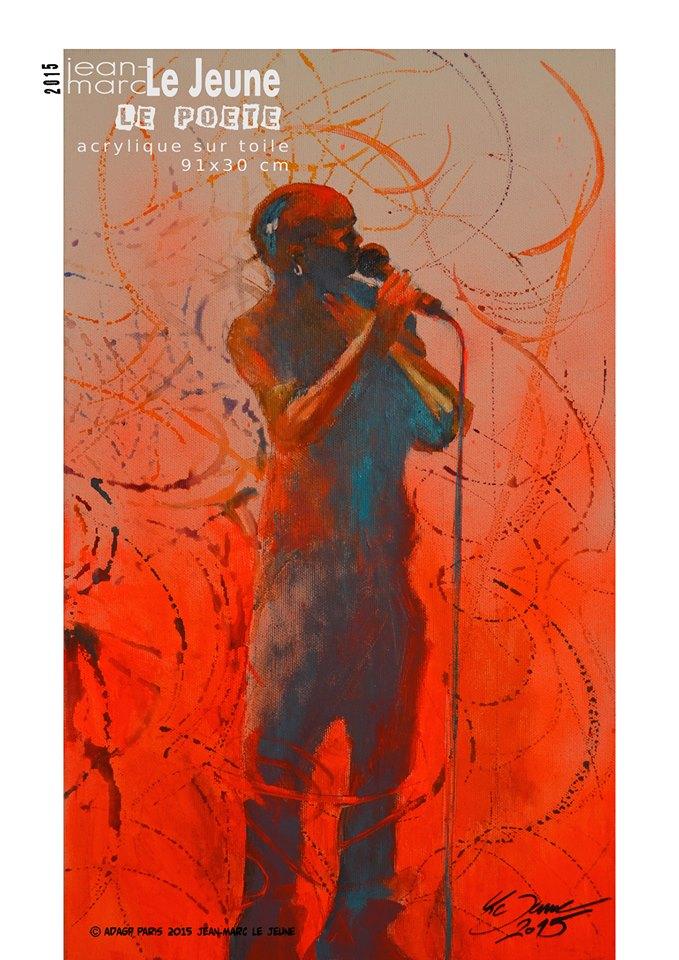 Jean-Marc Le jeune – Arts visuels – peintre / sculpteur