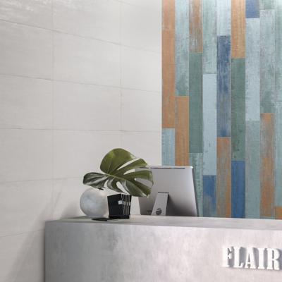 carrelage faience salle de bain blanche 32x80 5 lime naturel collection flair naxos