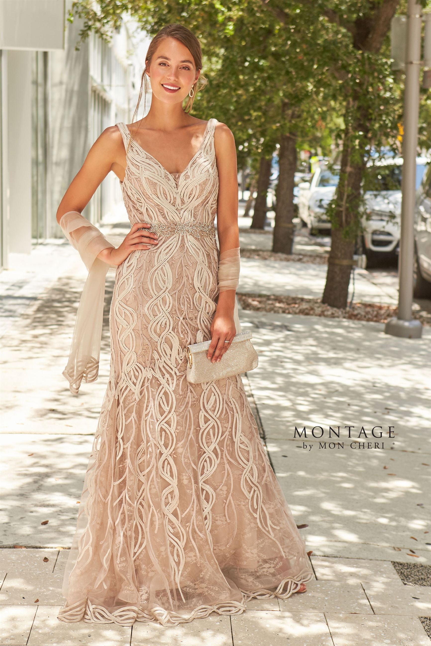 Mother Of The Bride Dresses From Mon Cheri Ivonne D Cameron Blake Montage Social Occasions