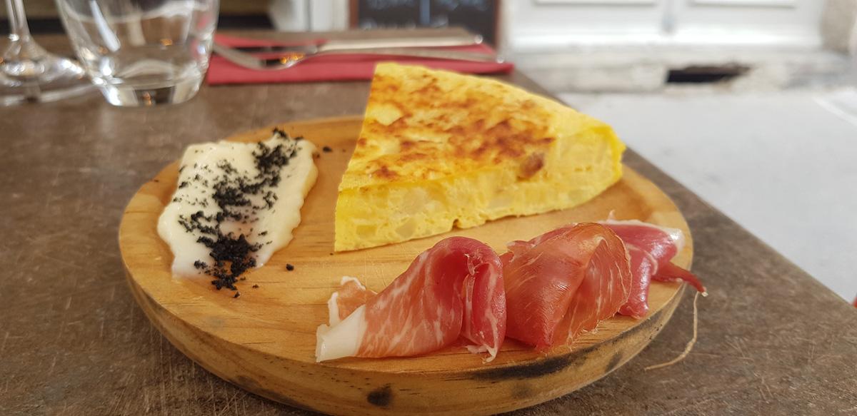 Restaurant Tapas Lyon 6