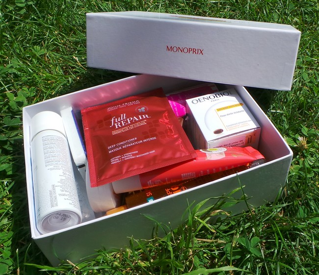 box été monoprix 2