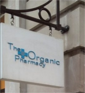 the organic pharmacy sur regent street