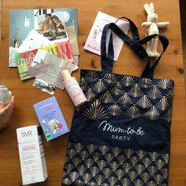 Gift Bag Mum To Be Bag 7 ans