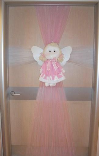 Melek Bebeğim Kapı Süsü 2