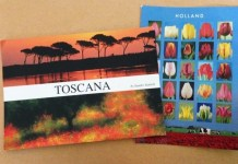 "poscard from toscana ""fostcard from Holland"""