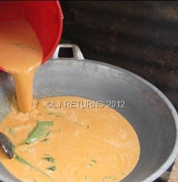 cara memasak rendang