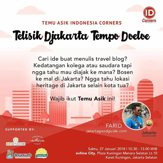 Jakarta Tempo Dulu