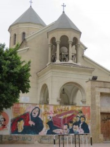 How Christians live in Egypt