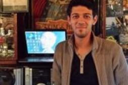 Shady Goma a pub owner in Egypt