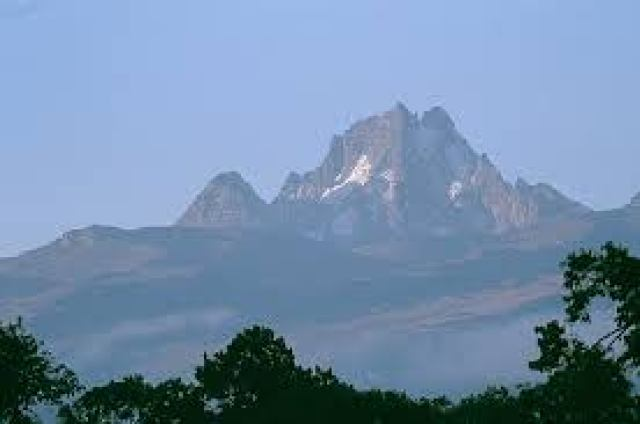 The Mount Kenya