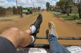 hitchhiking around the world