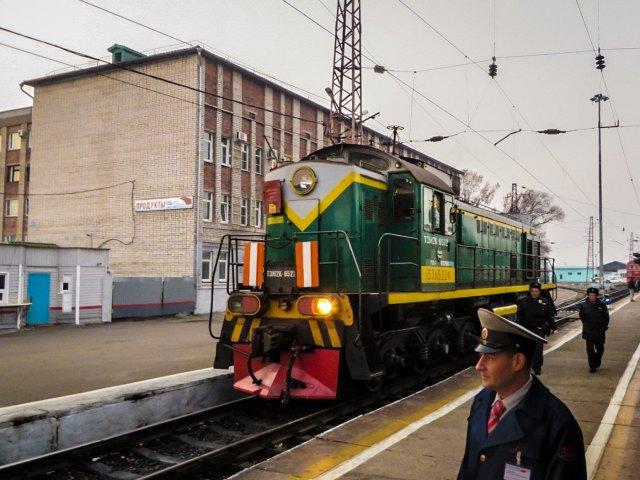 Viagem pela Transiberiana