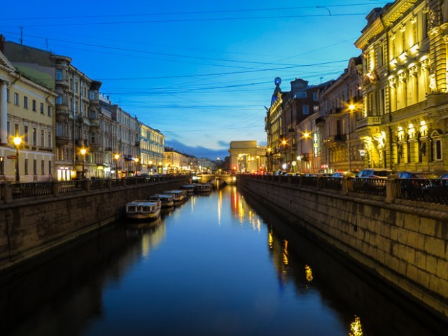 visit St. Petersburg