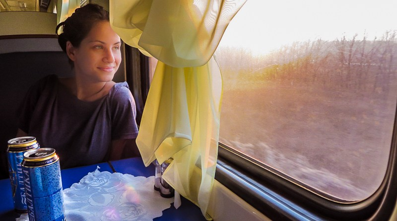 Trans-Siberian: what to take for the longest train journey in the world