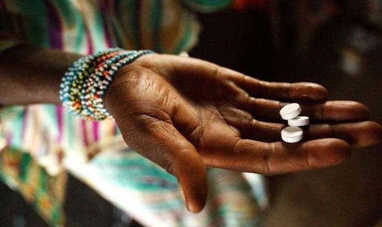 To take or not to take antimalarial medication
