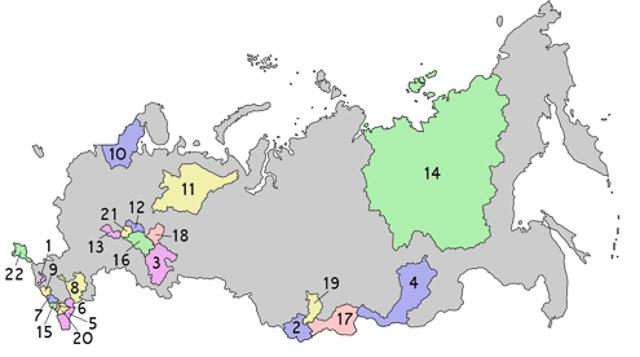 curiosidades reais sobre a Rússia