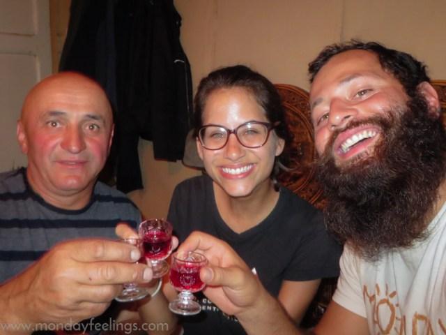 drinking in Georgia