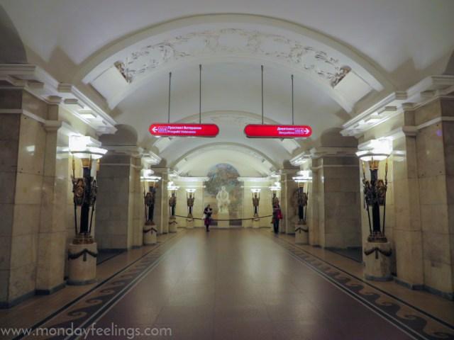 Metro in Russia