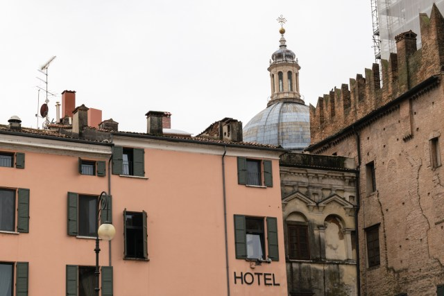hotel in Mantua