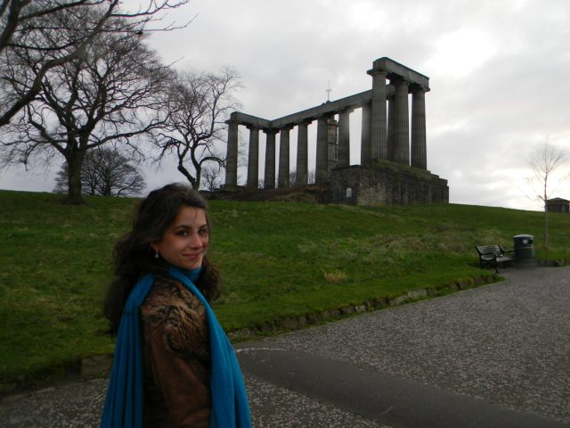fernanda in scotland
