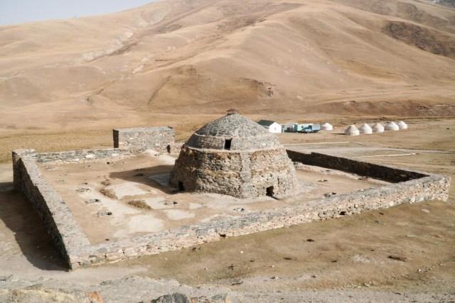 Tash Rabat - an old caravanserai in Kyrgyzstan