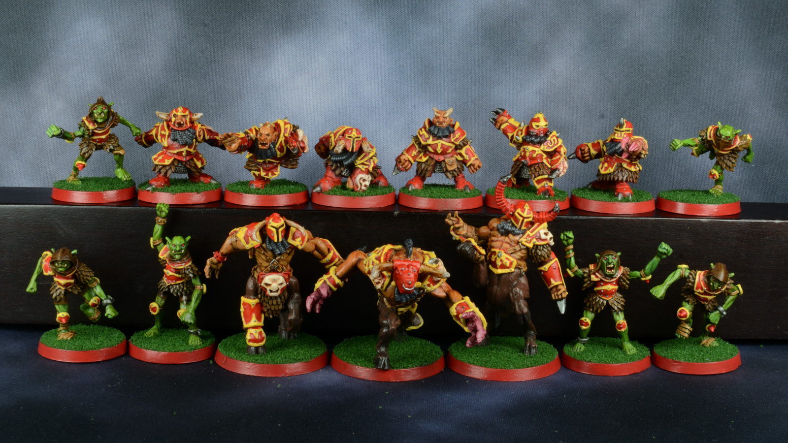 Another Chaos Dwarves Team 30