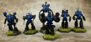Robotech Mecha for Battletech