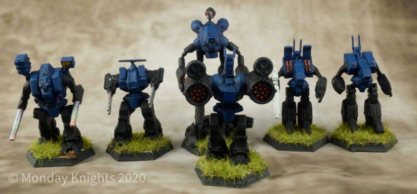 Robotech Mecha for Battletech