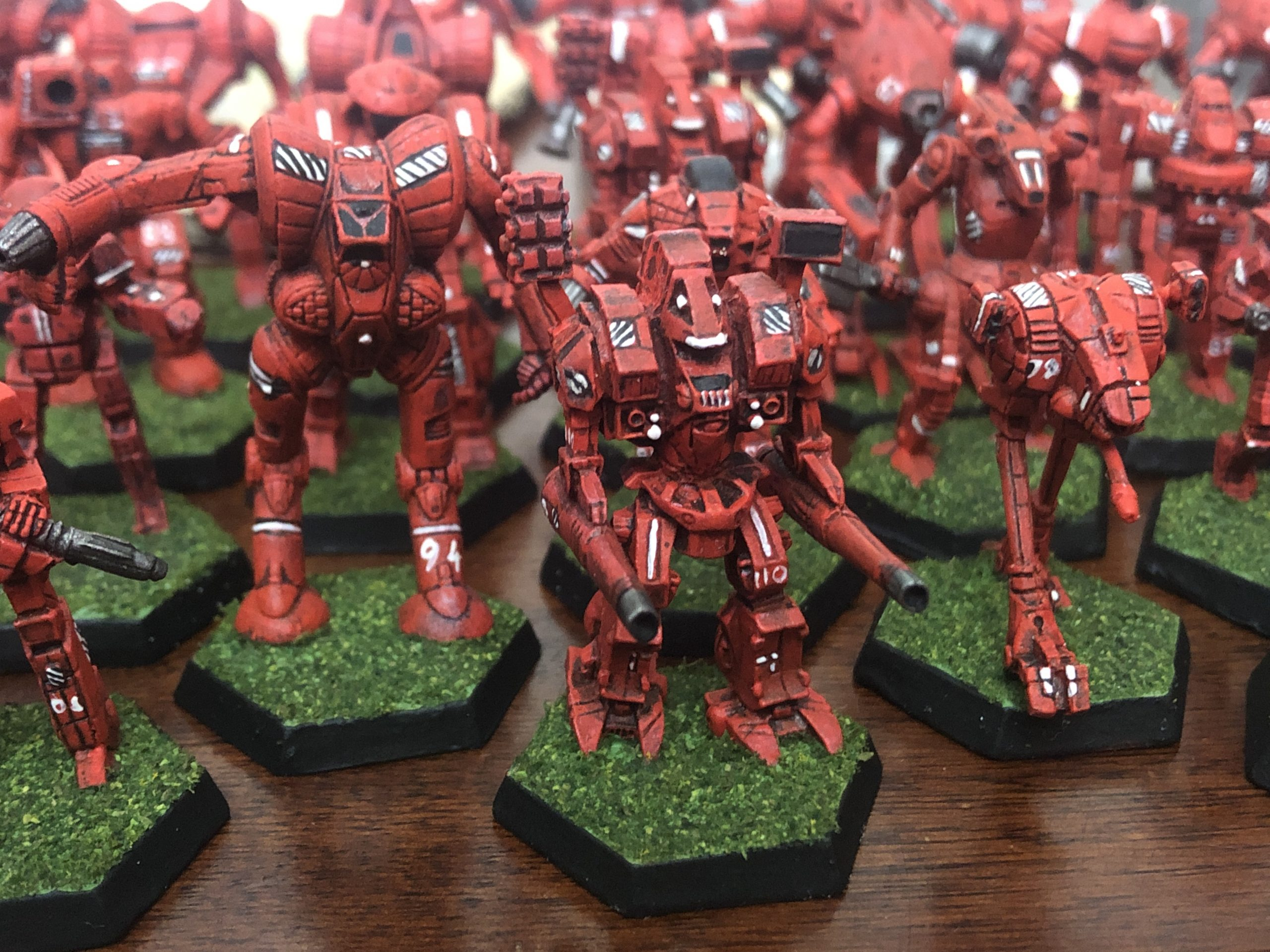 That Battletech project I have been putting off 9