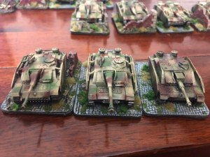 Flames of War StuGs - My first PSC Experience 18
