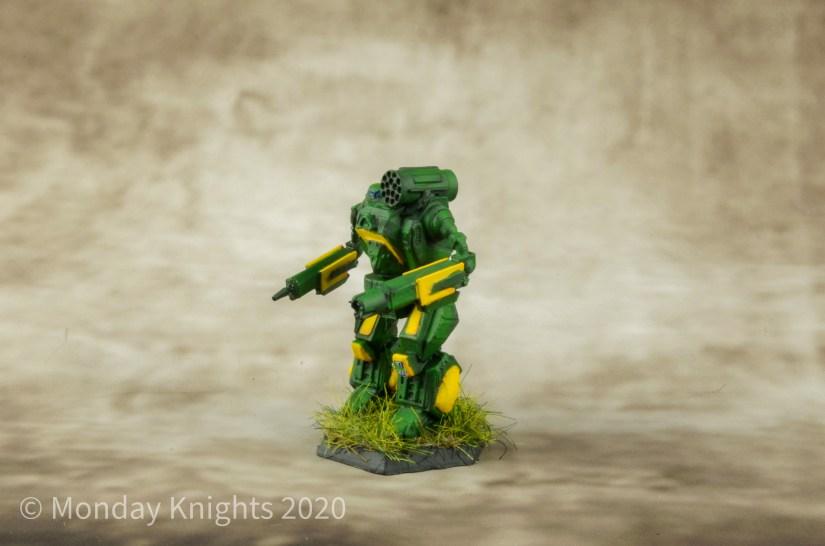 Clan Jade Falcon – Bravo Trinary Talon 5