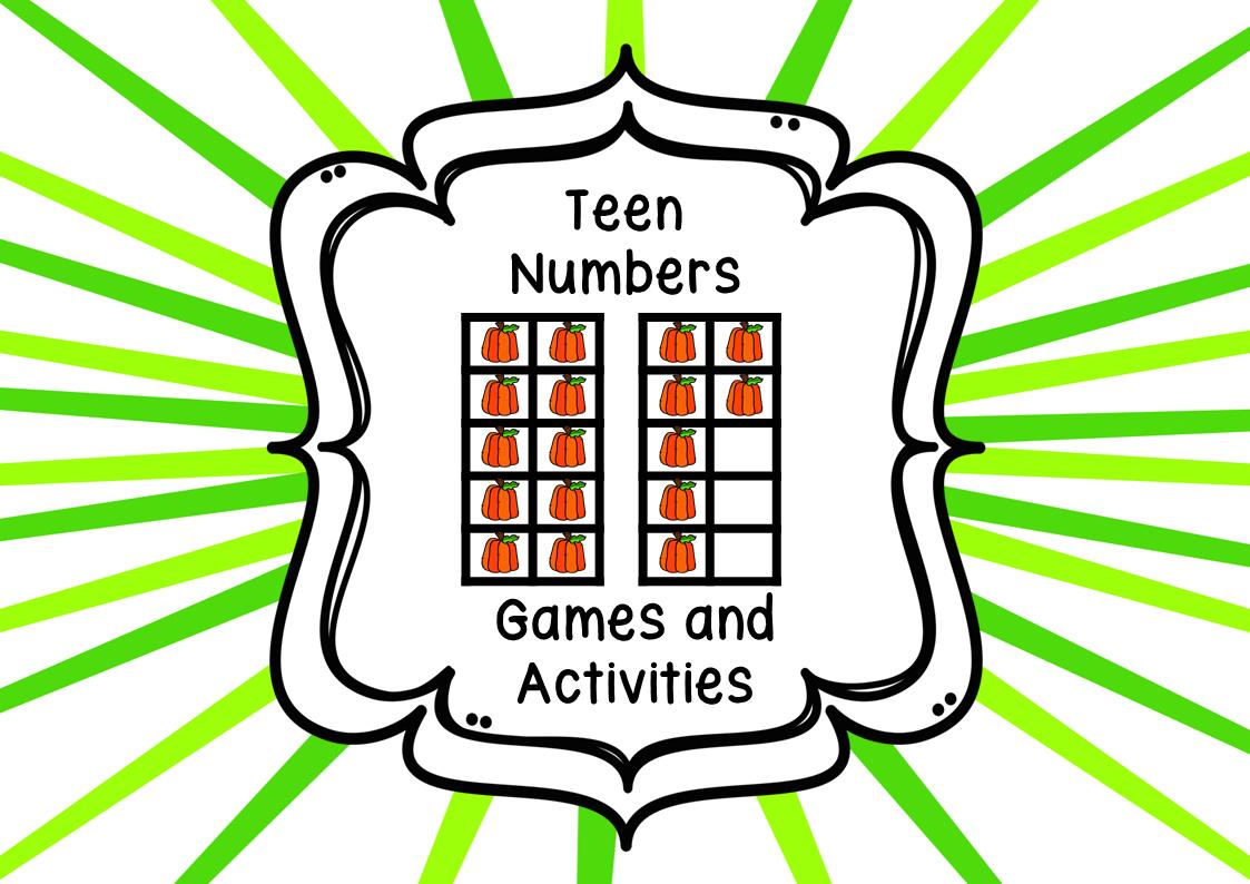 Teen Numbers