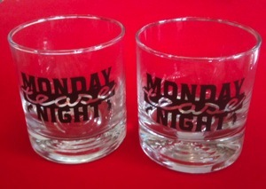 MNT Whiskey Glass