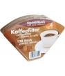 120 filtres à café non blanchis Droguerie Ecologique