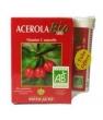 Acérola Bio 500 24 comprimés 500mg Lot de 2 Tubes + 1 Phyto-Actif