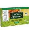 Bouillon cube végétal Natur Compagnie